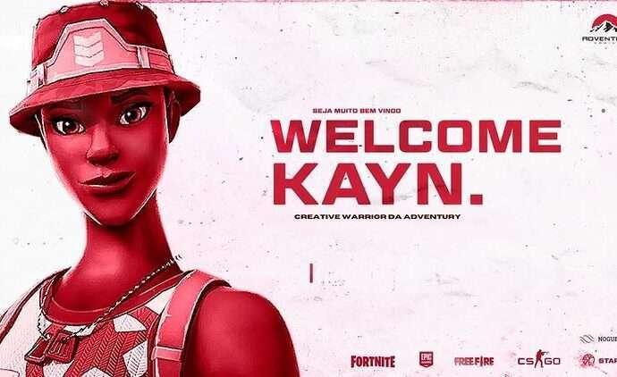 Bem vindo Kayn