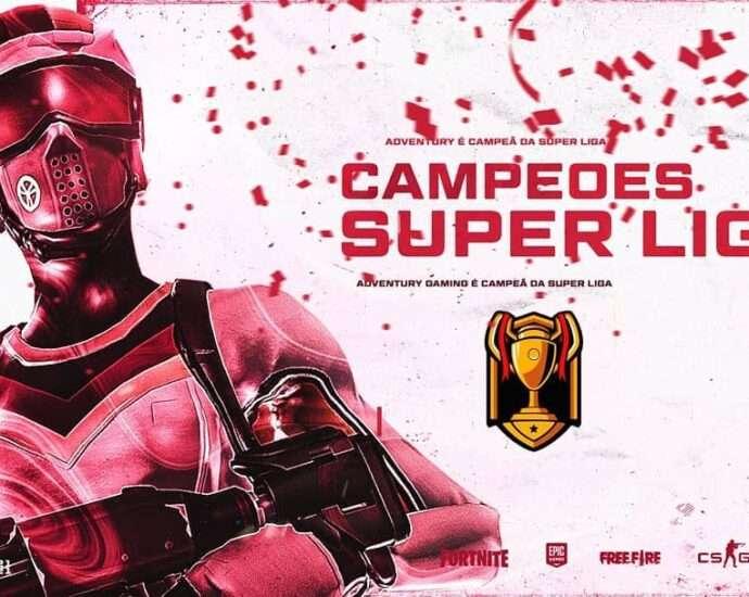 Campeões da Super-Liga