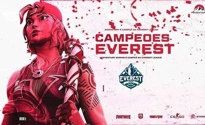 Campeões Everest